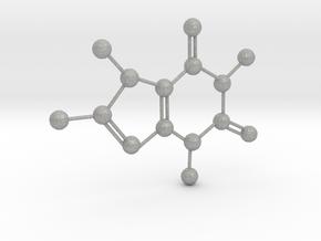 Caffeine in Aluminum
