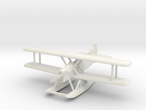 Douglas DT-2 (with floats) 6mm 1/285 in White Natural Versatile Plastic