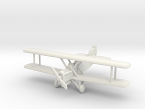 Douglas DT-2 (with landing gear) 6mm 1/285 in White Natural Versatile Plastic