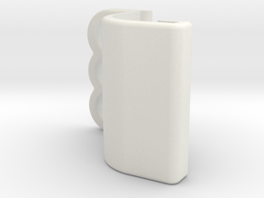 M3D Micro Tool Holder in White Natural Versatile Plastic