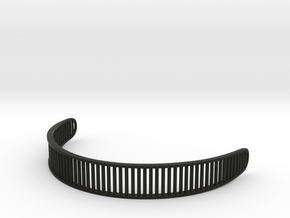 Star Trek Visor Lens in Black Strong & Flexible: Small