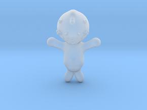 Alien baby in Smooth Fine Detail Plastic