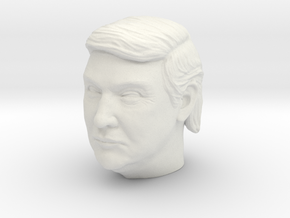 Trump 2.65 Cm in White Natural Versatile Plastic