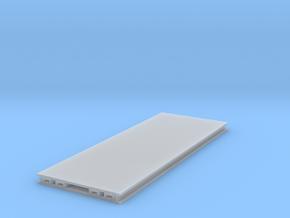 1/87 Tiefbetterweiterung  92 mm in Frosted Ultra Detail