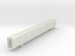 NvML20 Traditional walls kit in White Natural Versatile Plastic