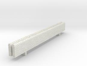 NvML20 Traditional walls kit in White Natural Versatile Plastic