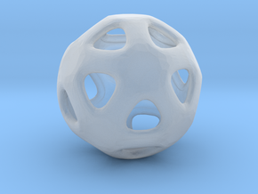 Conway Polyhedron {lseehI} in Smooth Fine Detail Plastic