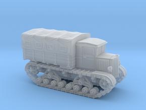 Voroshilovetz Tractor (6mm) in Smooth Fine Detail Plastic