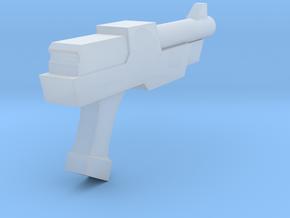 Space Gun in Smooth Fine Detail Plastic