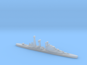 HNLMS De Zeven Provinciën (1964), 1/6000 in Smooth Fine Detail Plastic