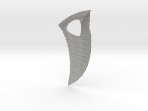 KnifeFang in Metallic Plastic