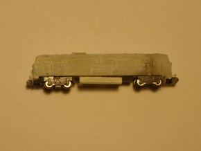 "BR Class 35 ""Hymek"" T 1:450 in Smooth Fine Detail Plastic"