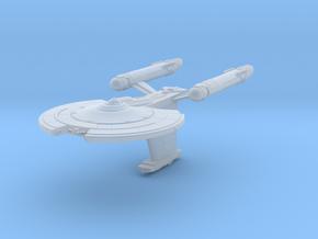 Parker Class V Destroyer in Smooth Fine Detail Plastic