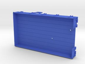 SKL24 DR Teil 2/6  Spur1 in Blue Strong & Flexible Polished