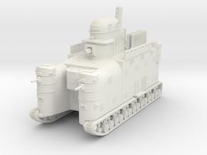 8US Transport 15mm X1 in White Natural Versatile Plastic