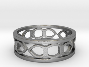 Medieval ring Ring Size 12 3/4 in Natural Silver