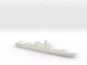 Project 12441U Training Ship, 1/1800 in White Natural Versatile Plastic