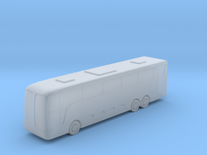 1:285 Large Bus in Smooth Fine Detail Plastic