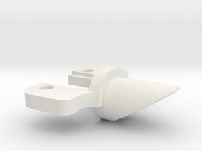 Meze 99 Classics Mod - Fit aftermarket cables in White Natural Versatile Plastic
