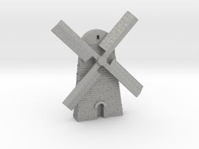 Magnet Windmill in Aluminum