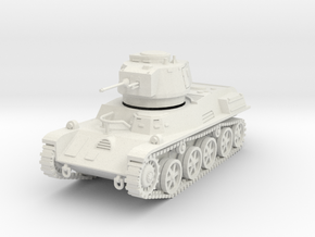 PV122 38M Toldi I Light Tank (1/48) in White Natural Versatile Plastic