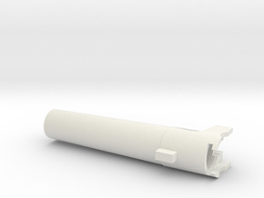 ROTJ EE-3 Body Barrel in White Natural Versatile Plastic