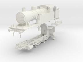0 Gauge kit for ex LTSR 4 4 2t in White Natural Versatile Plastic
