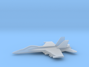 1/350 F/A-18E Super Hornet in Smooth Fine Detail Plastic