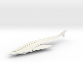 Personal Jet - Concept Design Quest in White Natural Versatile Plastic