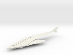 Personal Jet - Concept Design Quest in White Natural Versatile Plastic