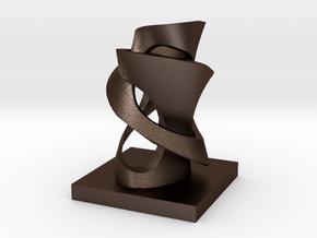 Embrace endless in Matte Bronze Steel