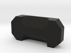 Mag Grip in Black Natural Versatile Plastic