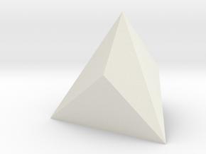Shard in White Natural Versatile Plastic