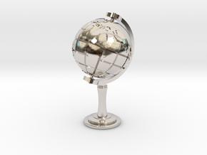 World Sculpture in Platinum