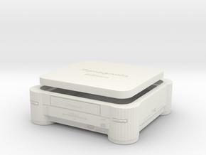 1:6 Panasonic 3DO in White Natural Versatile Plastic