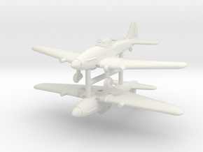 1/285 Ilyushin Il-10 (x2) in White Strong & Flexible