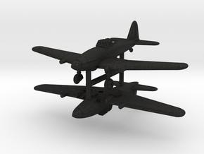 1/285 Ilyushin Il-10 (x2) in Black Acrylic