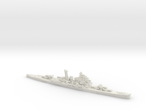 IJN CA Chokai [1942] in White Natural Versatile Plastic: 1:1800