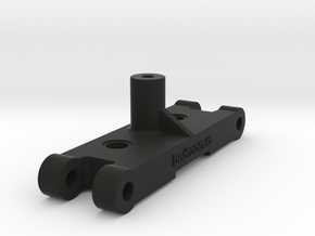 Tamiya Vanquish G8 - Front Arm Mount in Black Strong & Flexible