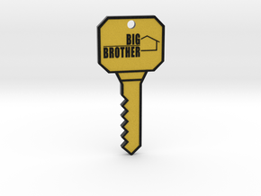 Big Brother Key - Full Size in Full Color Sandstone