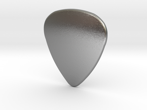 Basic 2mm Plectrum in Natural Silver