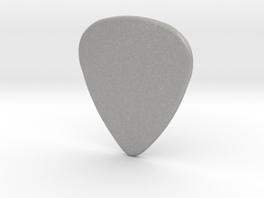 Basic 2mm Plectrum in Aluminum