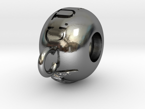 Jumpring in Polished Silver