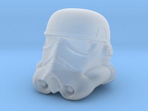 Storm Trooper Helmet  in Smooth Fine Detail Plastic