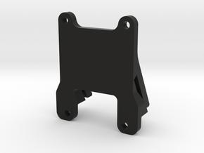 QAV 30° GoPro Mount for Modular Mounting System in Black Natural Versatile Plastic