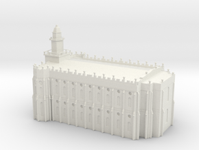St george utah lds temple in White Strong & Flexible