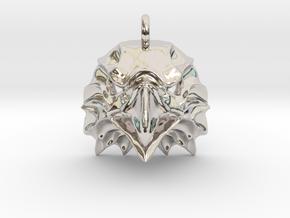 Eagle Pendant in Platinum