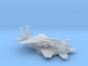 1/350 F-15C 2040C Advanced Eagle (x2) in Smooth Fine Detail Plastic