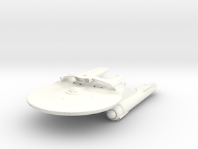Reliant II Class Refit in White Processed Versatile Plastic