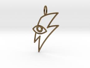 StarMan in Natural Bronze
